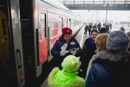Билеты на поезд Калининград — Москва начнут продавать за 90 суток до отправления