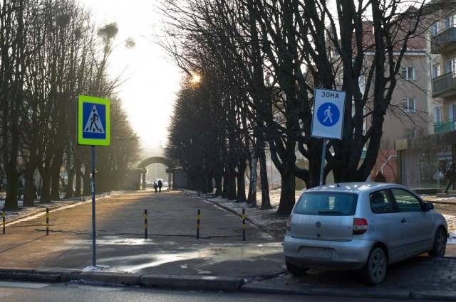 На благоустройство улицы Соммера в Калининграде готовы потратить 29,9 млн рублей