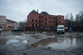 Суд обязал разрешить строительство дома на месте оберлицея в Калининграде