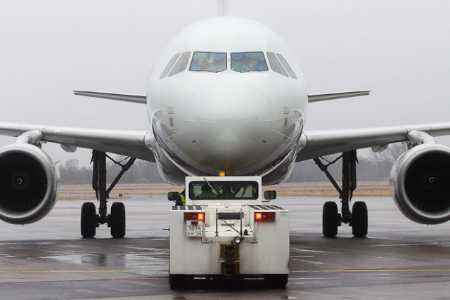 В Пулково столкнулись два самолёта: один из них направлялся в Калининград