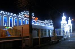 В Советске центральный рынок реконструируют в европейском стиле