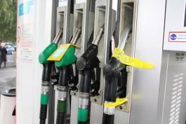 Калининград занял 55-е место в России по доступности бензина