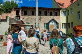«Тропою Коринта»: в Гвардейске прошёл арт-пикник в честь дня рождения немецкого художника