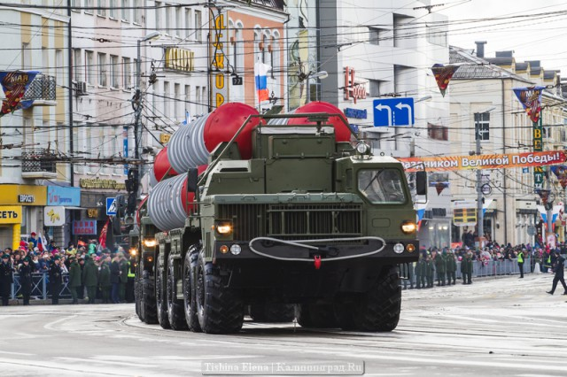 МинобороныРФ подтвердило взятие навооружение «Искандеров» вКалининградской области