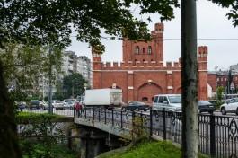 Мэрия Калининграда: Гагаринский ручей загрязняют предприятия Гурьевского округа
