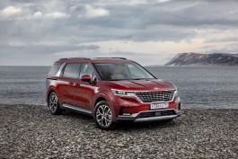 «Сделано в Калининграде»: пять моделей KIA от «Автотора» стали победителями премии «Автомобиль года в России»