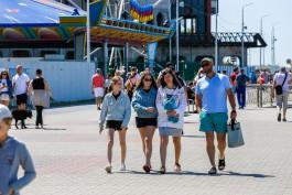 Туристы и местные жители жалуются на неприятный запах в Зеленоградске