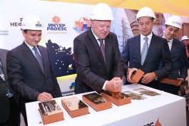 В Калининградской области начали строительство трёх ТЭС