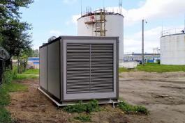 «Надёжное тепло»: дизель-генераторы «Техэкспо» обезопасили калининградцев от коммунальных проблем