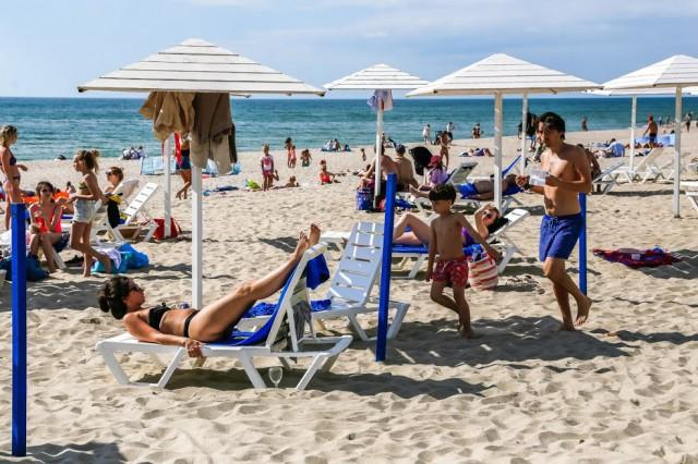 На выходных в Калининградской области обещают жару и солнце