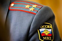 В Балтийске полиция задержала должника по алиментам за незаконное ношение оружия