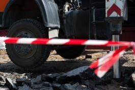 В Калининграде из-за ремонта ограничат движение на улице Ломоносова