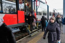 В 2020 году на ж/д станциях в Калининградской области планируют поднять четыре платформы