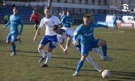 «Балтика» в Санкт-Петербурге победила «Зенит-2»