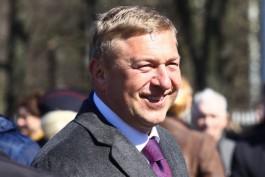 За год доходы Александра Ярошука выросли в 2,4 раза