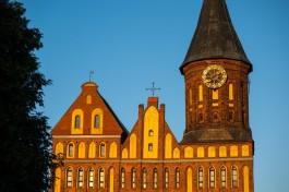 На модернизацию Кафедрального собора в Калининграде выделят 30 миллионов рублей