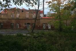 Инвестору гостиницы не удалось перевести территорию санаторского парка в Зеленоградске под застройку