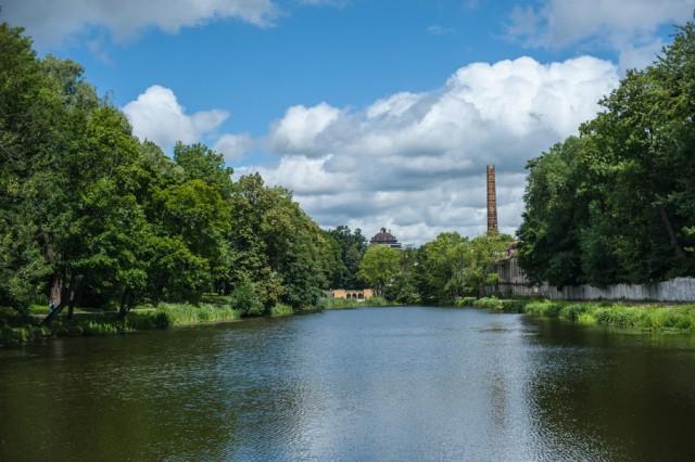 Билич о загрязнённых водоёмах Калининграда: Они все не как Женевское озеро выглядят