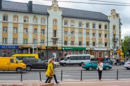 В понедельник закроют для транспорта одну полосу на Ленинском проспекте