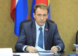 Александр Никулин: Участились случаи отключения домов от газа — это недопустимо