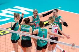 Калининградский «Локомотив» впервые в истории стал чемпионом России по волейболу