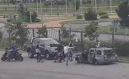 На Сельме группа молодых людей разбила автомобиль