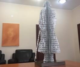 Ярошук: Мы готовы выделить место под металлическую скульптуру Канта в Калининграде