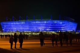 На интерактивную фотозону для стадиона «Калининград» выделили 2,5 млн рублей