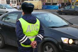 Сотрудники регионального УФСБ задержали двоих инспекторов ДПС за вымогательство взятки