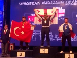Калининградец выиграл бронзу чемпионата Европы по армспорту