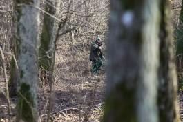Охотника осудили за убийство служебной собаки на границе с Калининградской областью
