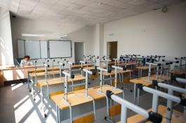 Власти: Из-за распространения гриппа и ОРВИ в школах Калининграда отсутствует более 13% учеников
