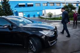 Правительство Калининградской области закупает пять автомобилей стоимостью 1,8 млн рублей каждый