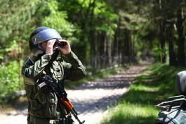 Иностранец незаконно перешёл из Польши в Калининградскую область