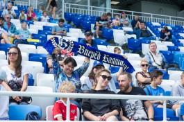 «Балтика» проиграла «Чайке» из Песчанокопского на стадионе «Калининград»