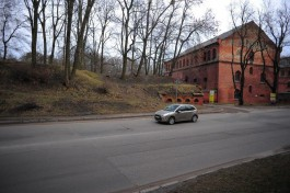 Реконструкцию Литовского вала в Калининграде планируют начать в 2022 году
