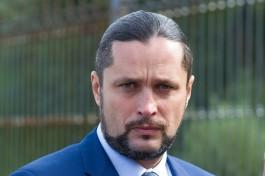 Роман Трофименко ушёл с поста руководителя «Балтберегозащиты»