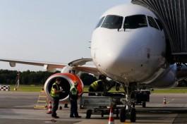 Ростуризм предложил субсидировать чартерные рейсы из Москвы в Калининград