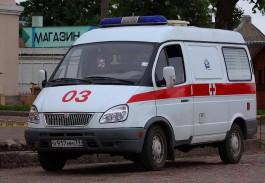 При пожаре в Черняховском округе погиб мужчина