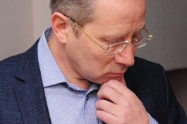 Рольбинов о своей отставке после ЧМ-2018: Нужно завершить чемпионат, а дальше видно будет