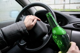 В Калининграде автомобилист без прав в третий раз попался пьяным за рулём