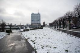 В выходные синоптики прогнозируют в Калининградской области дождь и снег