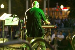У фонтана напротив Драмтеатра в Калининграде пройдут джаз-концерты