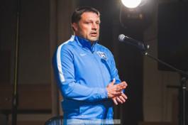 Главный тренер «Балтики»: Мы уже очень много очков потеряли