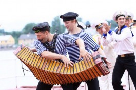 В День ВМФ в Балтийске изменят схему движения транспорта