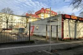На месте мини-рынка на Карла Маркса в Калининграде разрешили построить трёхэтажное здание