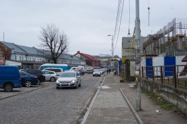 Брусчатку с улицы Баранова передадут для благоустройства острова Канта в Калининграде