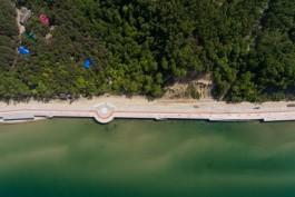 На спуске к морю в Светлогорске хотят установить уличный кинотеатр за 2 млн рублей