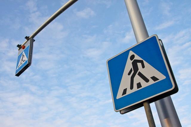 ВКалининграде шофёр «Хёндая» сбил пешехода назебре и исчез