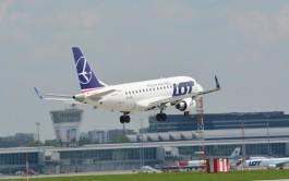 Авиакомпания LOT объявила цены на рейс Калининград — Варшава